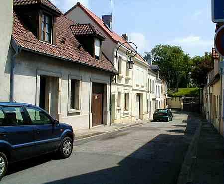 Montreuil-sur-mer  street