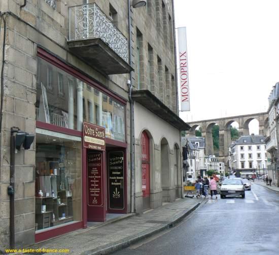 Morlaix shop