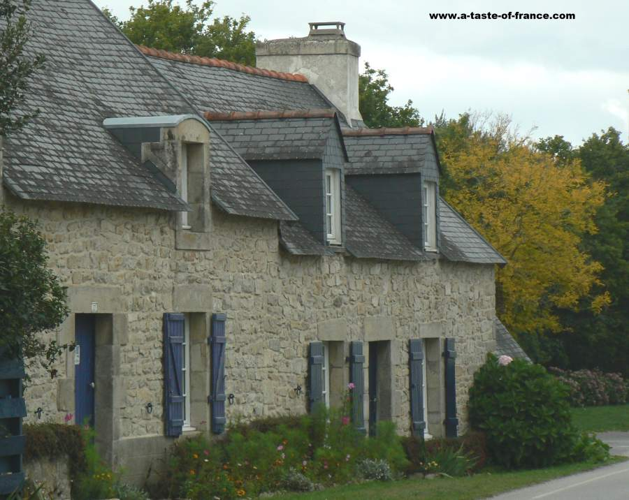 Cottage in Mousterlin