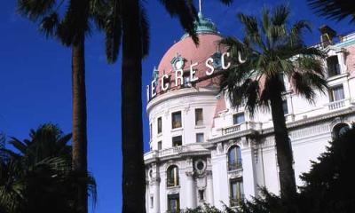Famous Hotel in Nice