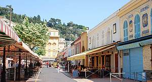 nice old town picture