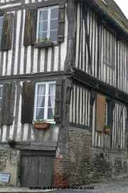 old house in Normandy