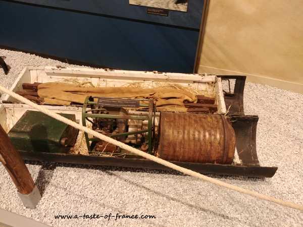 pegausu bridge museum Calvados  Normandy