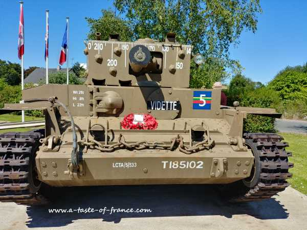 pegausu bridge museum Calvados  Normandy