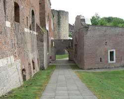 Peronne castle