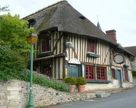 Pierrefitte-en-Auge Calvados Normandy