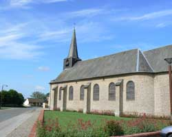 Ponthoile church picture