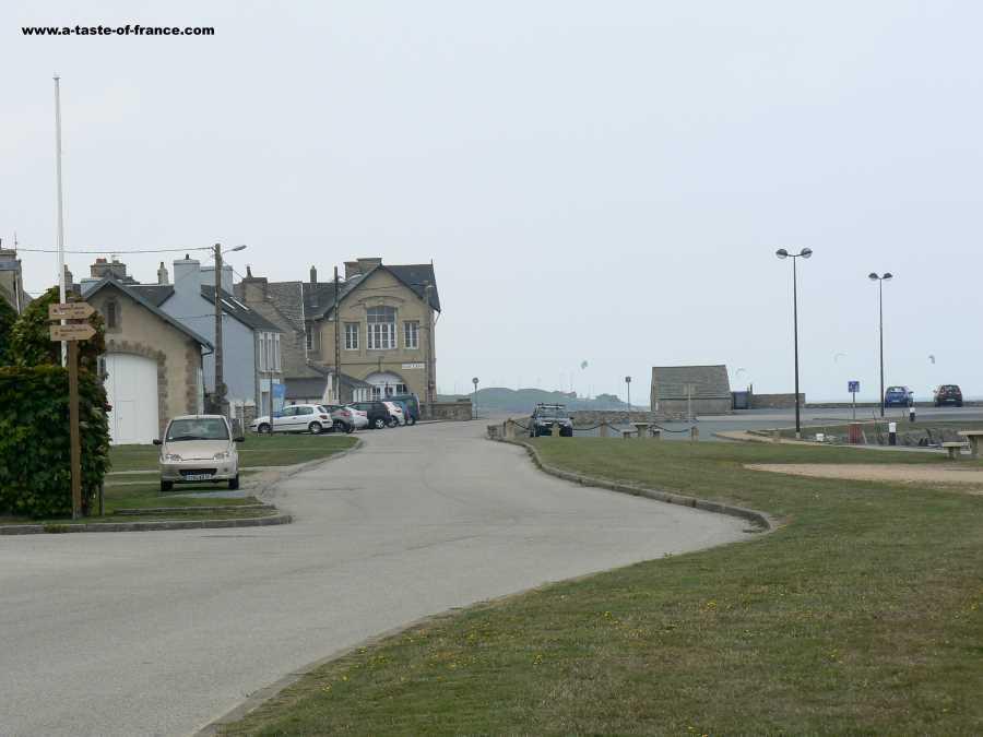 The Port du Becquet
