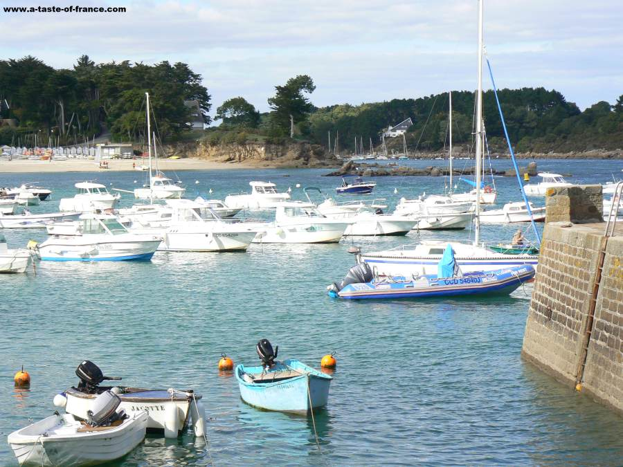 Port Manech Brittany France