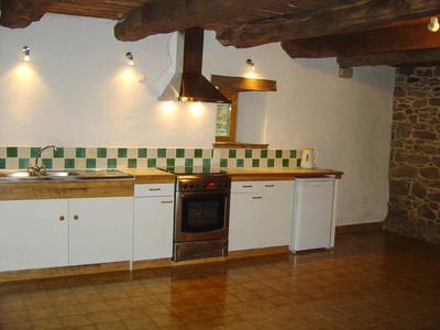 Interior of rented properties
