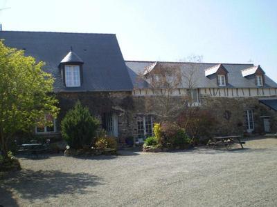 Main house exterior