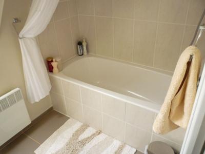 Newly refurbished upstairs bathroom