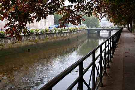 Quimper river picture