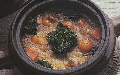 rabbit casserole picture