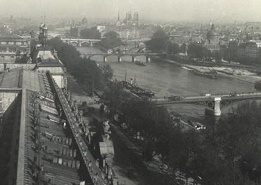 River Seine 1909
