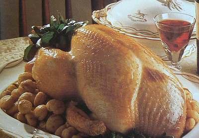 roast turkey picture