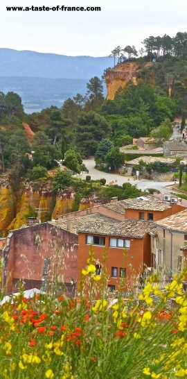 Roussillon view