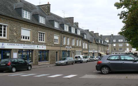 Saint Hilaire du Harcouet Manche Normandy