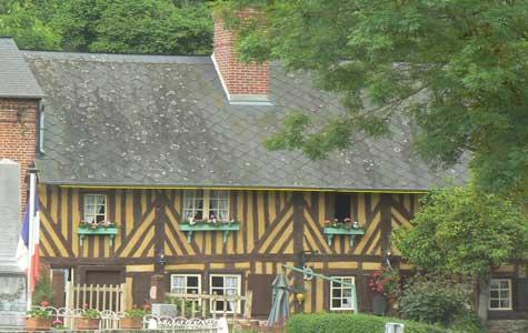 Saint Hymer Calvados  Normandy