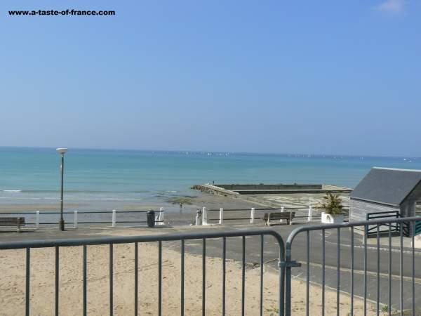 St Pair sur mer Manche Normandy