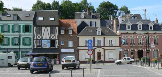 st valery-sur-somme street picture
