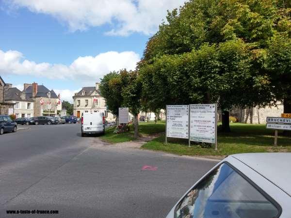Sainte Marie du Mont Normandy