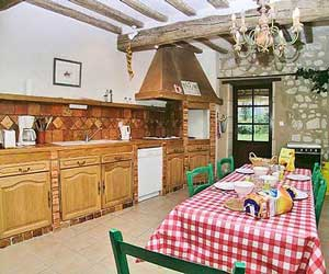 Saumur cottage to rent picture