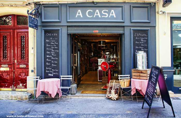 Shop in Provence France picture