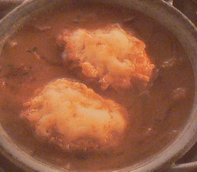 onion soup picture