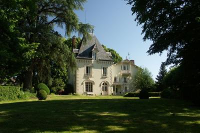 Castle in Limousin