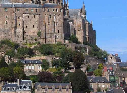 Mont-st-Michel picture 1