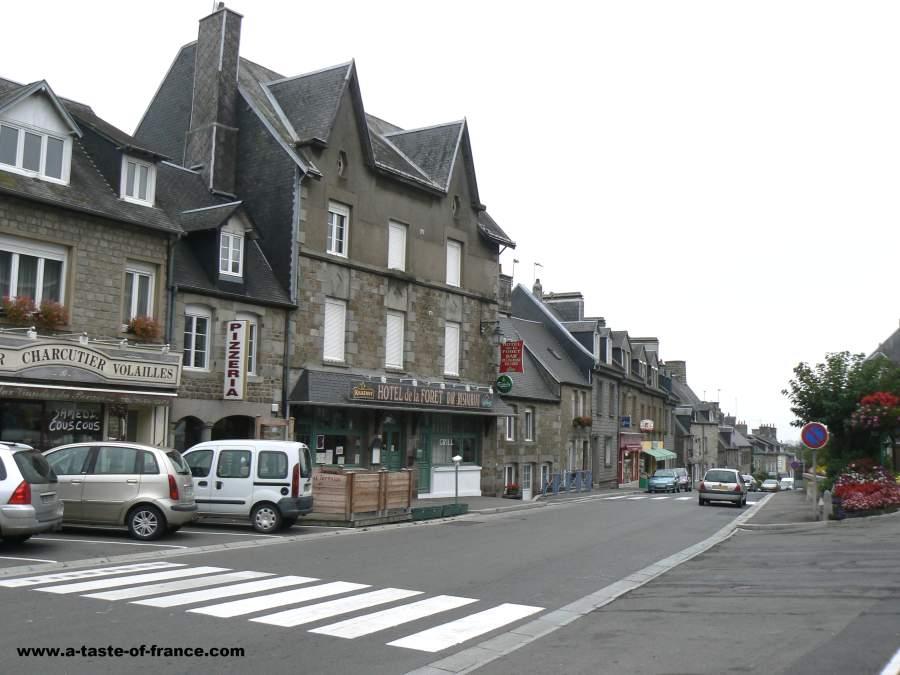 St Sever Calvados France