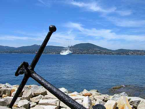 st tropez boat picture