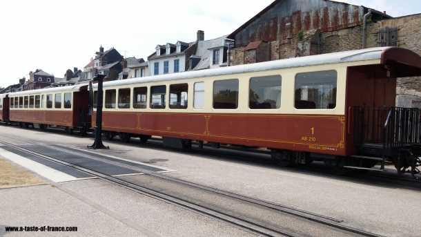 saint valery sur somme steam-train picture