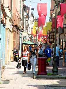Strasboug street
