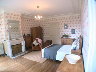 One of 11 bedrooms