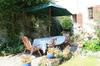 Pretty garden for fun and alfresco dining
