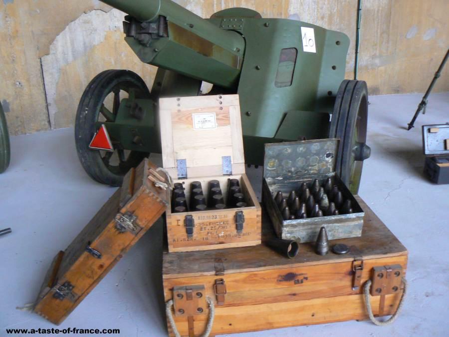 Batterie Todt