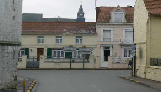 Tournehem sur La Hem village  picture