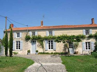 House in the Vendee