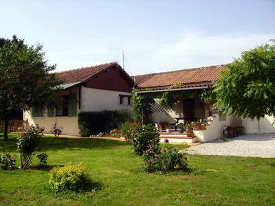 The house in Nanteuil en Vallee