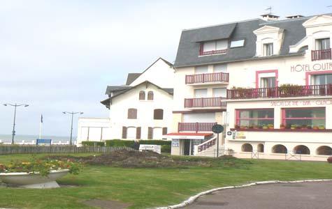 Villers sur Mer Hotel Calvados  Normandy