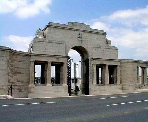war graves France 1914