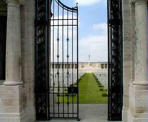 War graves France 4