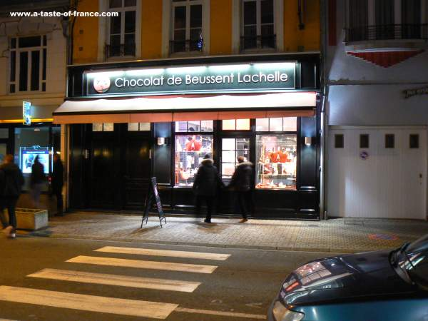 Wimereux at night picture