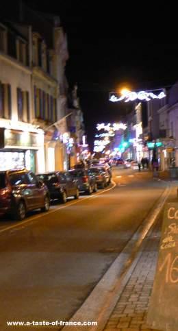 Wimereux Christmas market