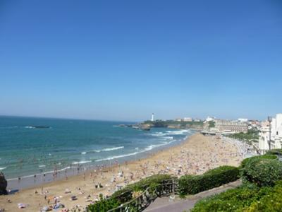 Nearby Biarritz