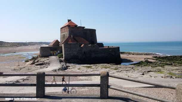 Ambleteuse fort picture