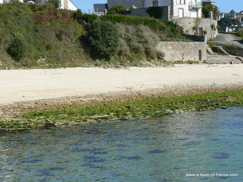 Audierne beach Brittany