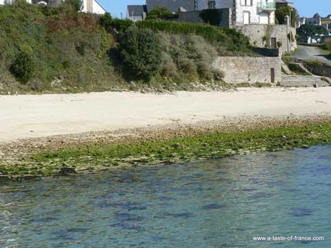 Audierne beach Brittany